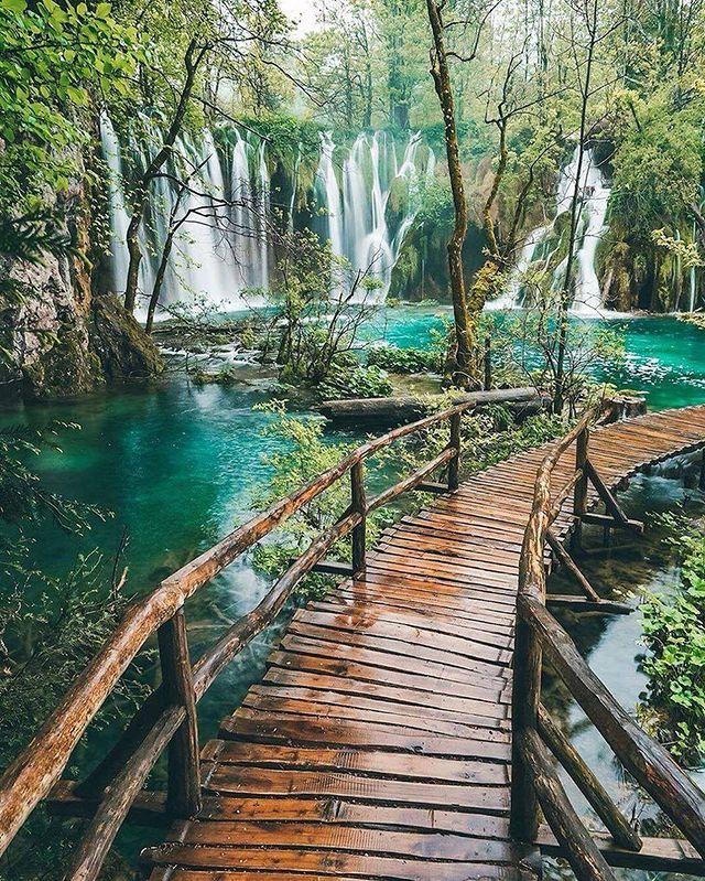 Parque Nacional Plaklenica croacia