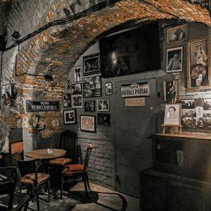 interior de Piwnica pod Baranami
