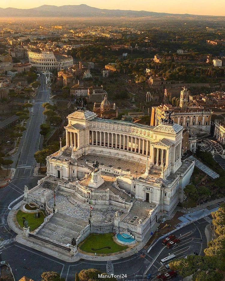altar de la patria de roma