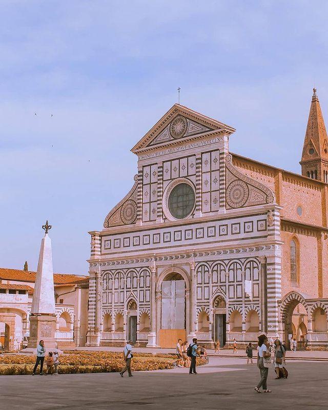 basilica de santa maria novella en florencia