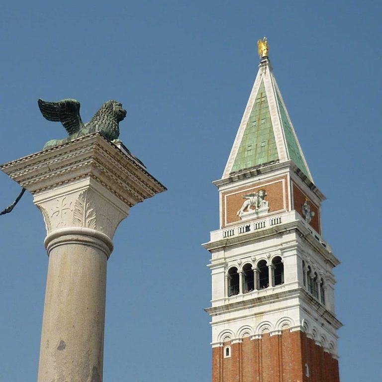 campanile de san marco en venecia