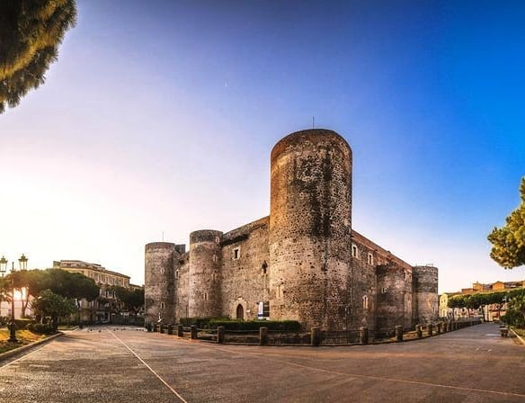 castello ursino de Catania