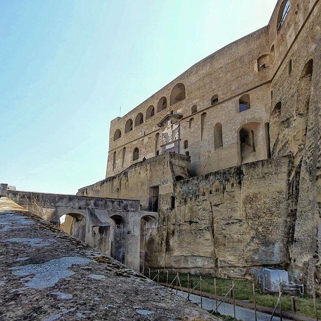castillo sant'elmo napoles