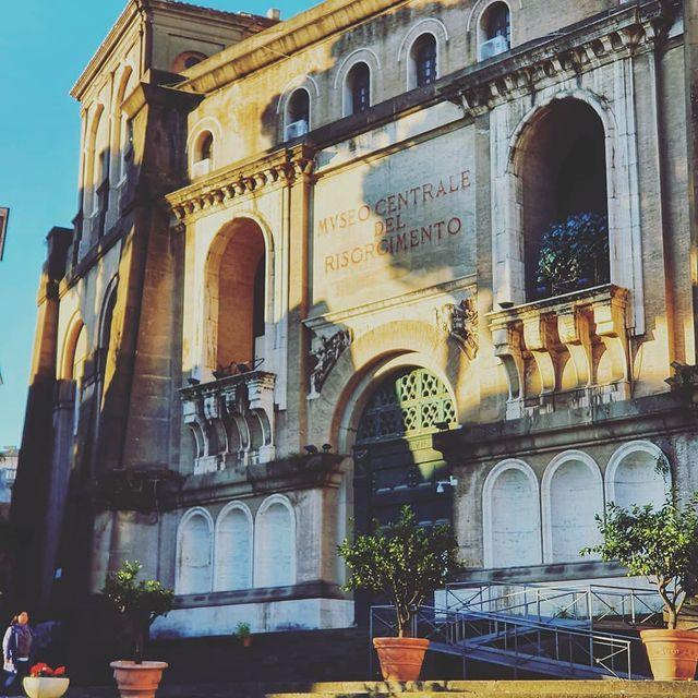entrada al museo del risorgimento de roma