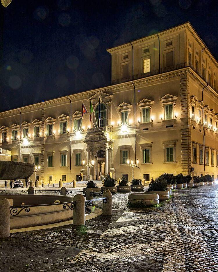 palacio quirinale de roma