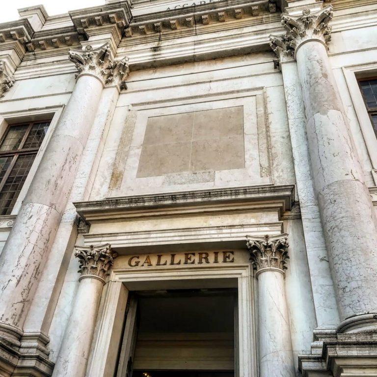 galleria cademia venezia