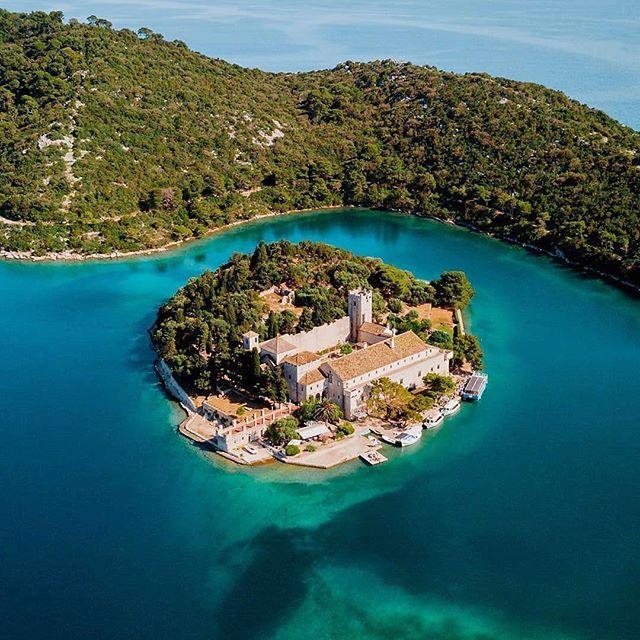 isla de Mljet croacia
