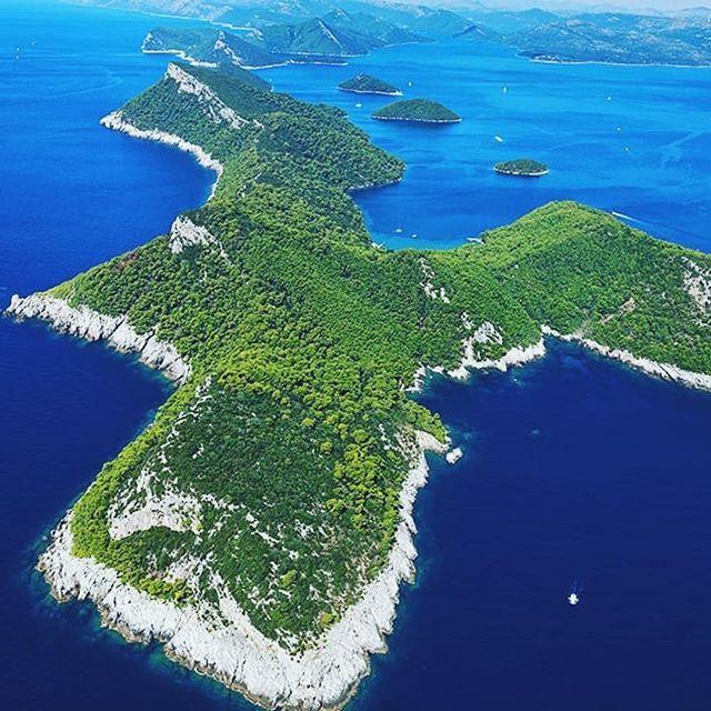 islas elafiti croacia