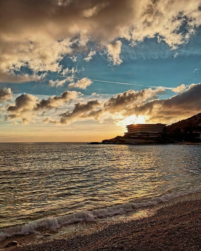 kupari beach riviera de croacia