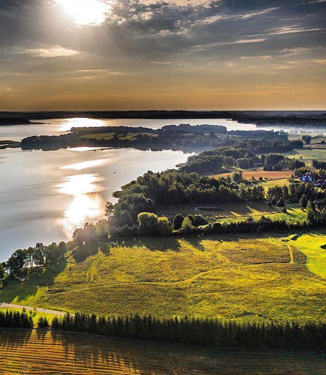 lagos de masuria polonia