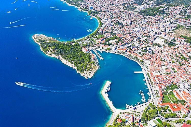makarska beach croacia