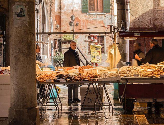 mercado de rialto venecia
