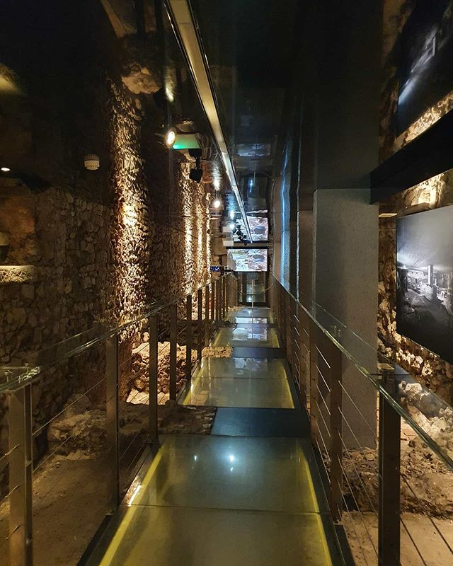 museo subterraneo Cracovia