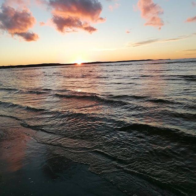 playa de Świnoujście pomerania polonia