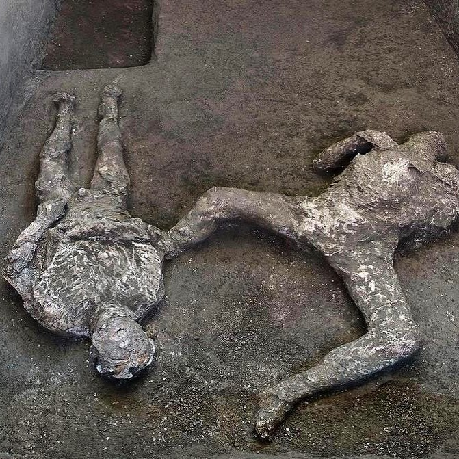 ruinas de pompeya napoles