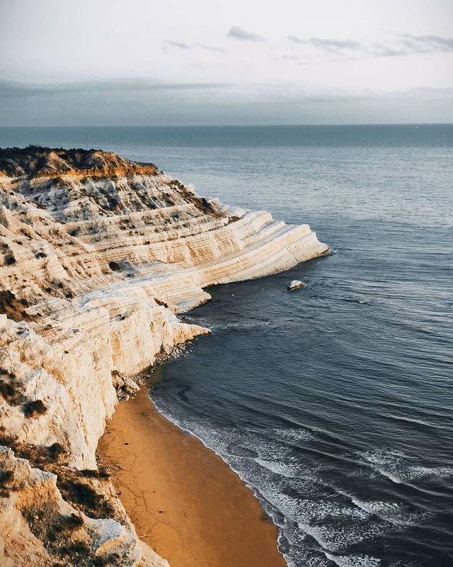 scala dei turchi en sicilia