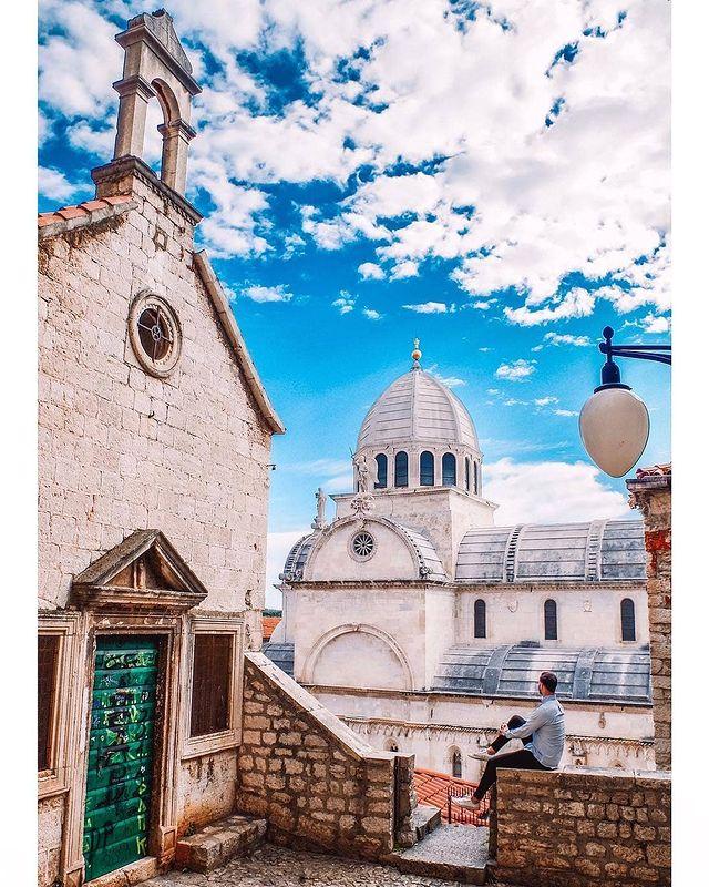 catedral de sibenik en croaciai