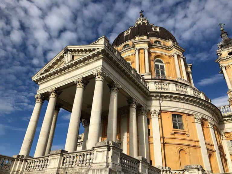 Basilica de superga de Turin