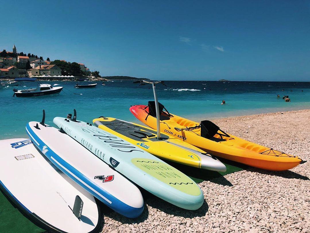deportes acuaticos en croacia