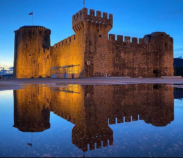trogir castillo kamerlengo