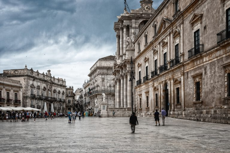 Plaza de siracusa