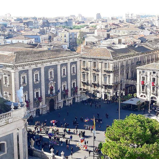 Palacio de los Clerigos de catania