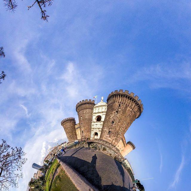 Castel Nuovo Maschio Angioino Napoles
