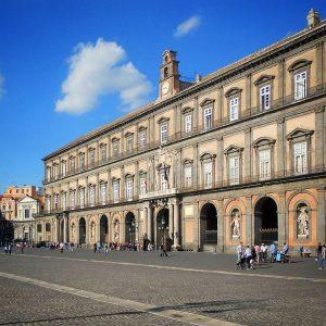 palacio real de Napoles