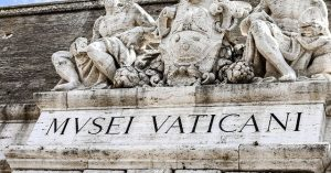 museos Vaticanos de roma