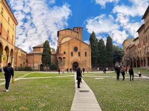 basilica de santo stefano en bolonia las siete iglesias