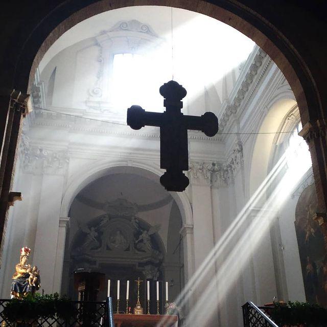 igelsia del crucifijo en santo stefano de bolonia